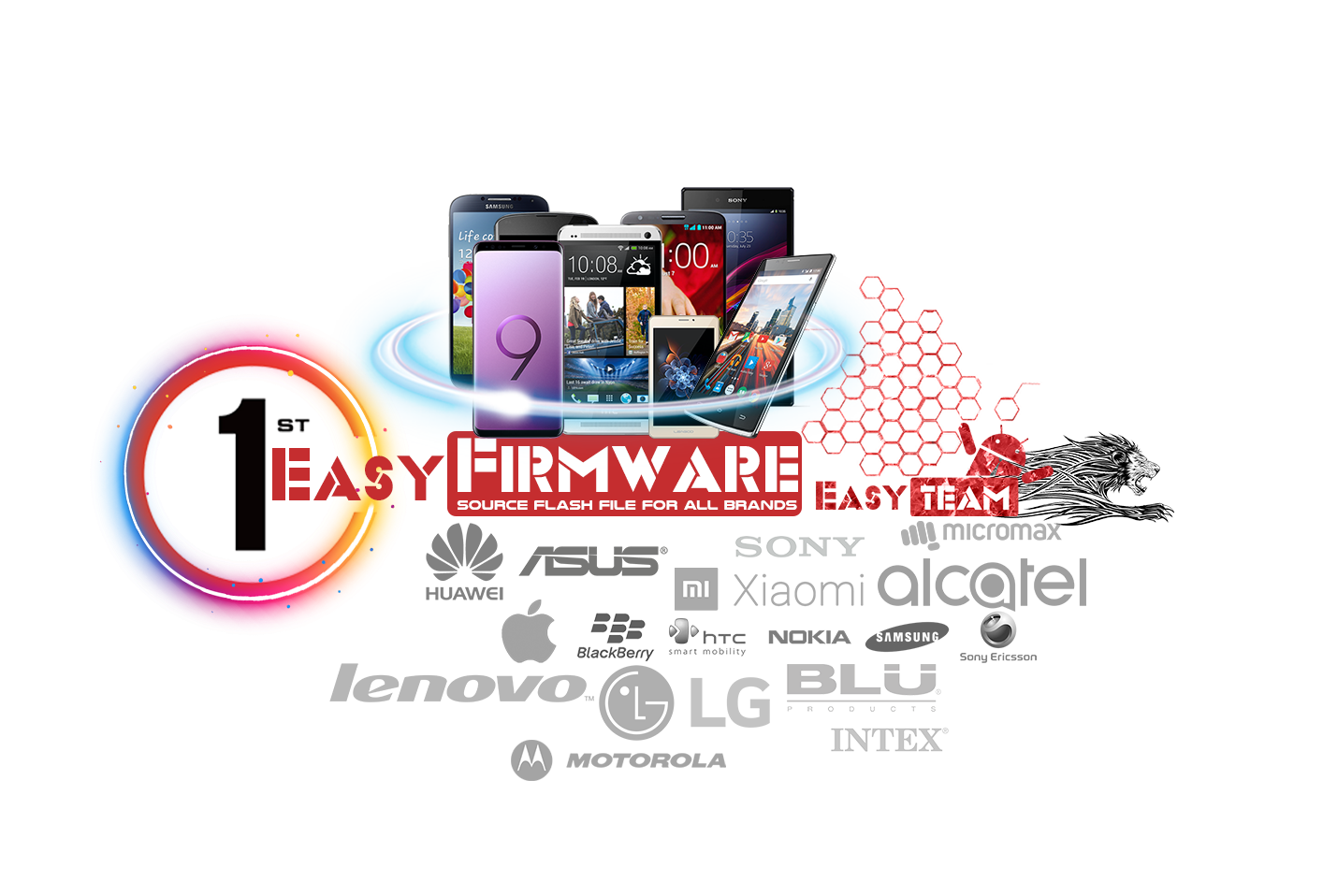 Home Page | Easy Firmware